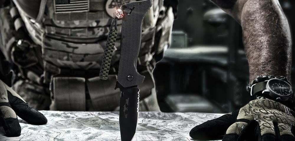 Тактический нож - 11 определяющих критериев