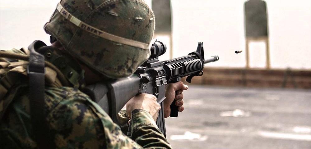 Зоны поражения и эффективность выстрела