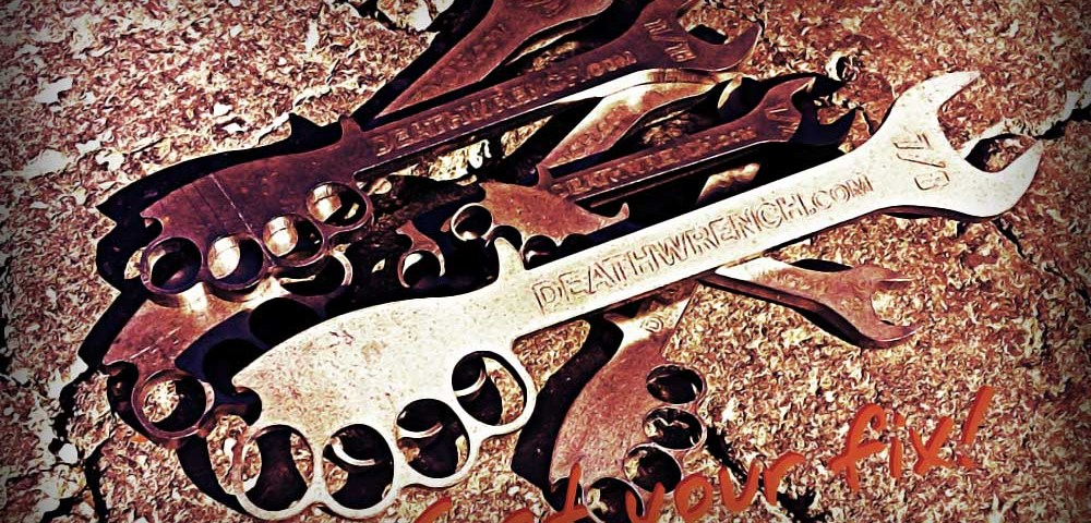 Death Wrench Tools. Инструменты с повышенным уровнем убедительности