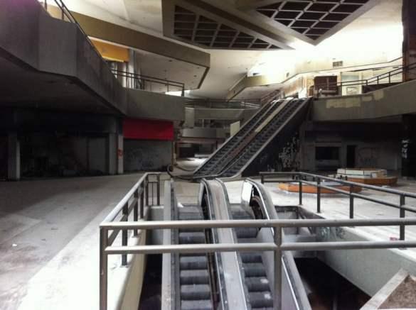 Ховторн Плаза молл (Hawthorne Plaza Mall) Ховторн Калифорния (1)