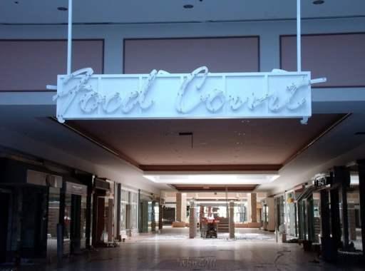 Кловерлиф молл (Cloverleaf Mall) Честерфилд Вирджиния (7)
