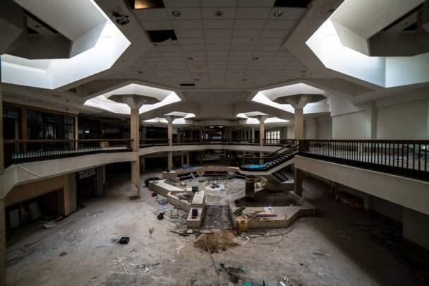 Рэндал Парк молл (Randall Park Mall) Северный Рэндал Огайо (9)