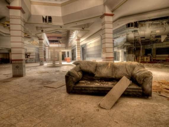 Роллинг Акрос молл (Rolling Acres Mall) Акрон Огайо (0)
