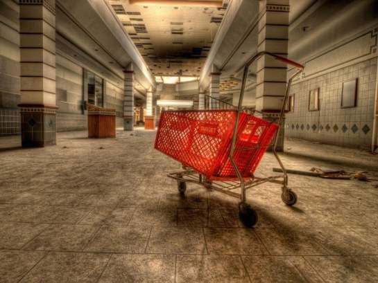 Роллинг Акрос молл (Rolling Acres Mall) Акрон Огайо (00)