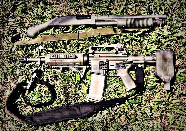 А огнестрельное оружие для самообороны и защиты собственности?