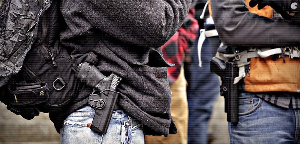 Оружейная безопасность - 5 правил ношения оружия - Last Day Club