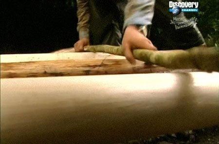 постройка плота своими руками