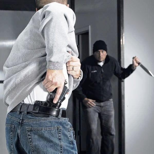 Травматический пистолет и оборонно-защитная стрельба - Last Day Club