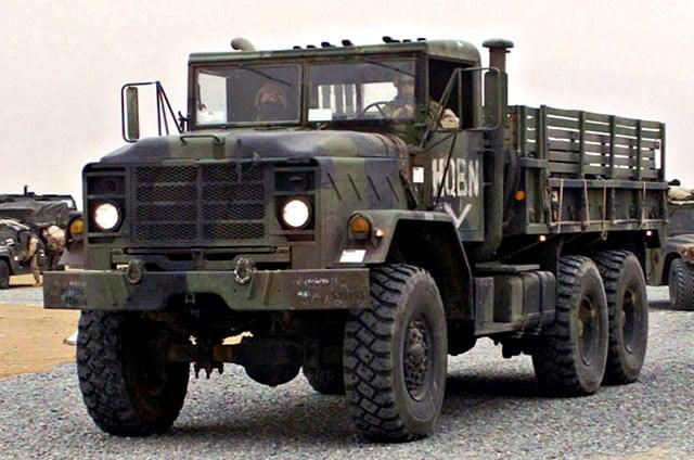 5-тонный военный грузовик 6x6 (M39, M809 и M939)