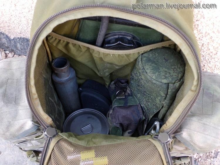 Рюкзак Т20 от Группы 99 - «тревожный чемоданчик» на выезд 1-2 суток