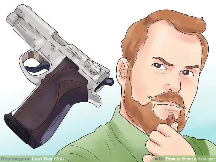 Выбор пистолета и патронов для стрельбы