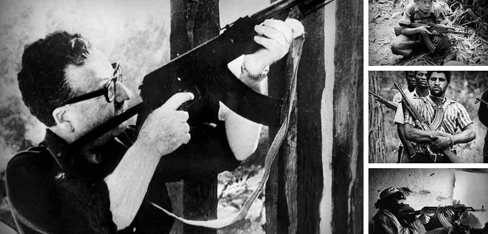 Как автомат Калашникова АК-47 стал самым популярным оружием в мире