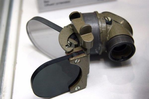 В качестве прицела ЗПУ-2 использовался коллиматорный прицел К10Т.