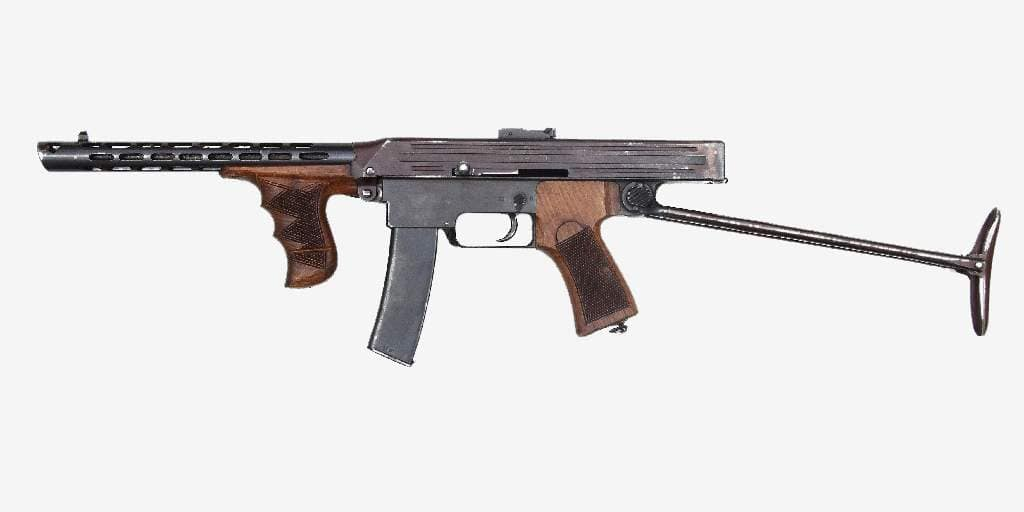 Пистолет-пулемёт Калашникова