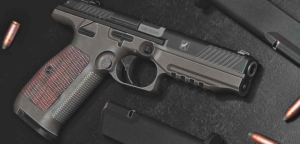 Пистолет Лебедева ПЛ-15 - оружие, в которое можно влюбиться