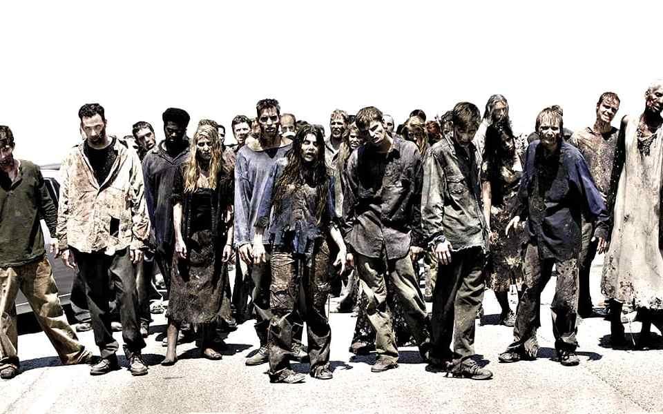 Зомби-апокалипсис как сокровенная мечта человечества - Last Day Club