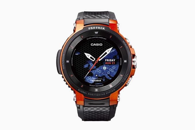 Casio Pro Trek WSD F30