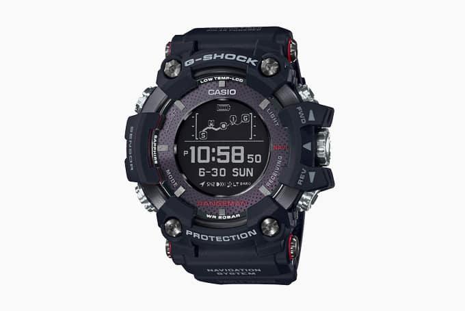 Casio G-Shock Rangeman GPR-B1000-1JR GPS
