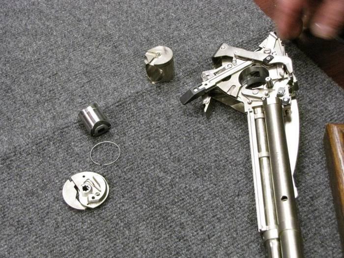 Что курил конструктор: необычное огнестрельное оружие