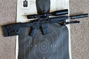 Пристрелка карабина/винтовки на дистанции 100 метров - Как тренироваться стрелять метко и быстро, не тратя патроны впустую - Last Day Club