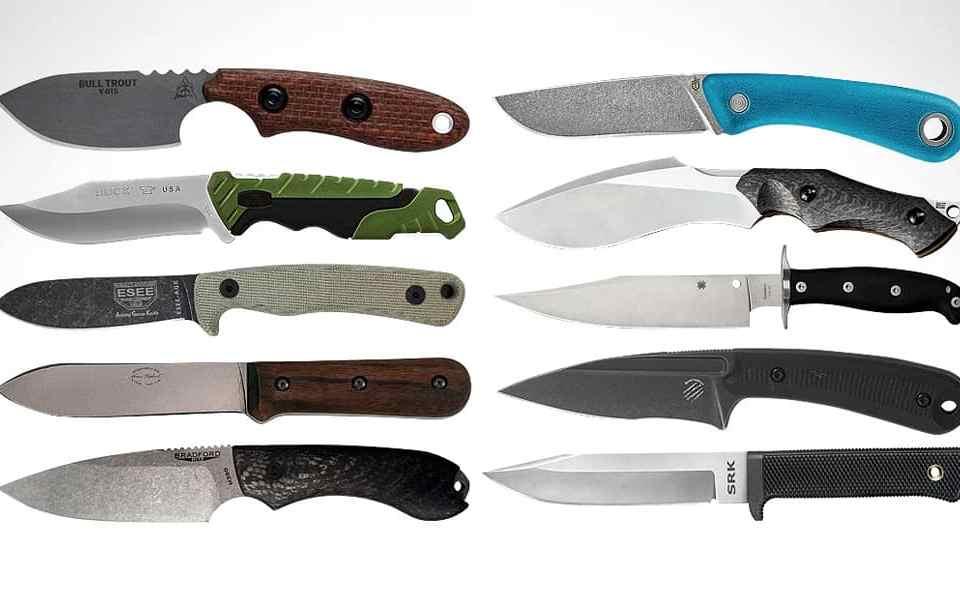 Лучшие ножи с фиксированным клинком - 2020 - Last Day Club