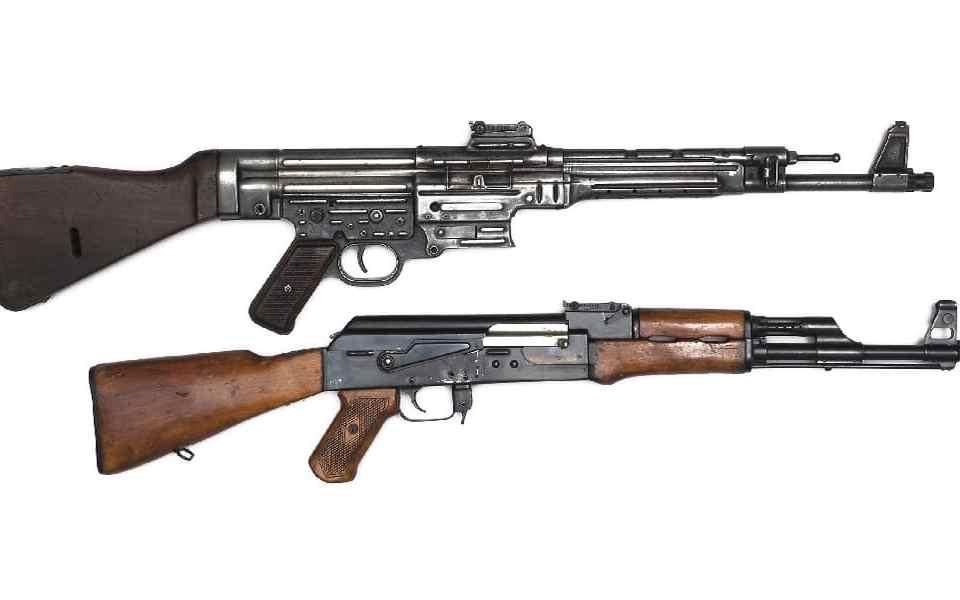 Слышали звон… Сравнение АК и StG44 - Оружейный журнал «КАЛАШНИКОВ» - Last Day Club