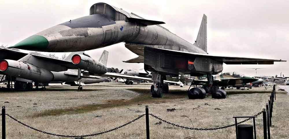 Центральный Музей ВВС. Самолеты и люди