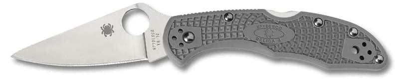 1 - DELICA 4 BY SPYDERCO - Как выбрать складной нож. 10 лучших карманных ножей для EDC