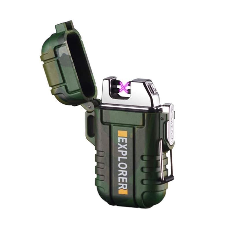 Зажигалкя для выживания Icfun Waterproof Lighter
