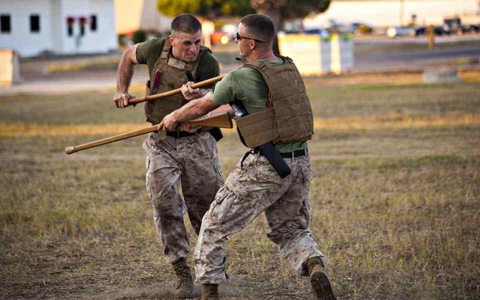 MCMAP - Программа боевых искусств корпуса морской пехоты США