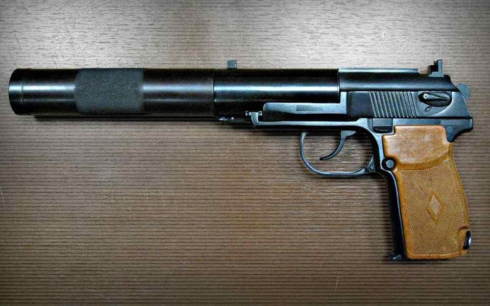 Пистолет ПБ (6П9) - бесшумное оружие для спецподразделений