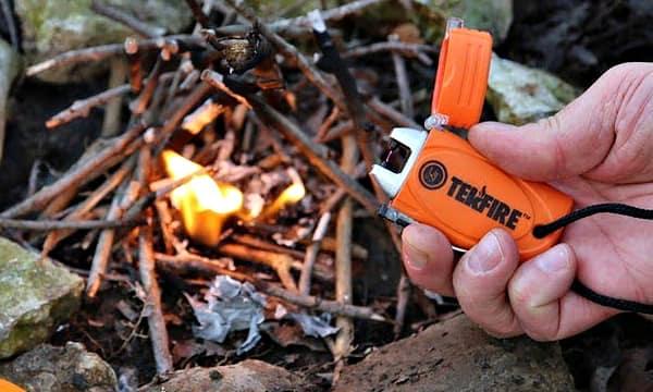 Зажигалка для выживания - как правильно выбрать