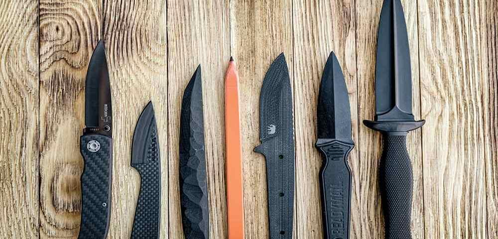 Неметаллические ножи - испытание на эффективность и прочность