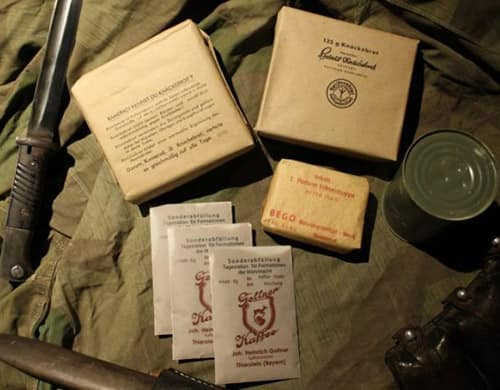Сухпайки армий Великой Отечественной войны