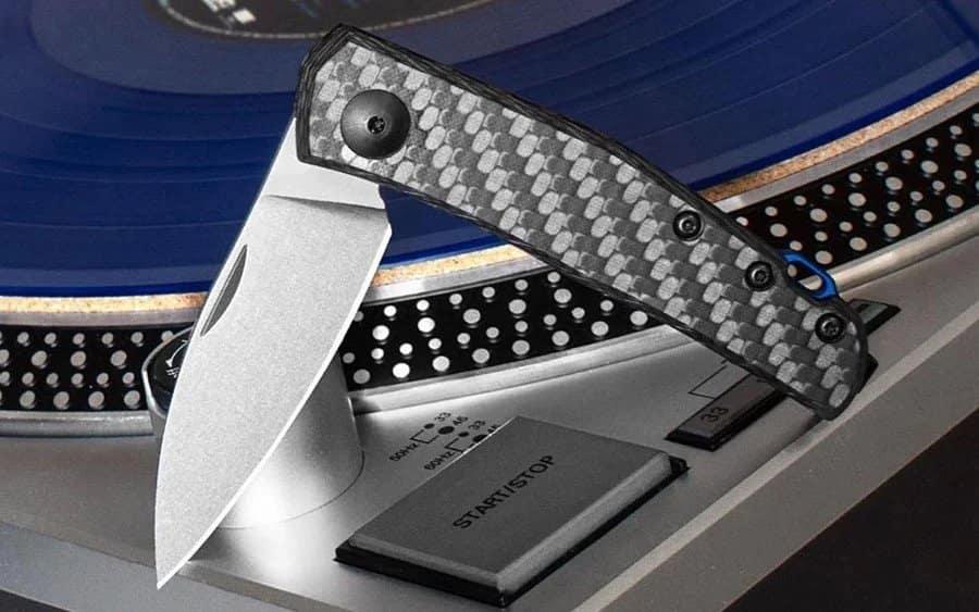 08 - Zero Tolerance ZT 0235 - Складные ножи для EDC - дюжина наиболее лёгких моделей 2020