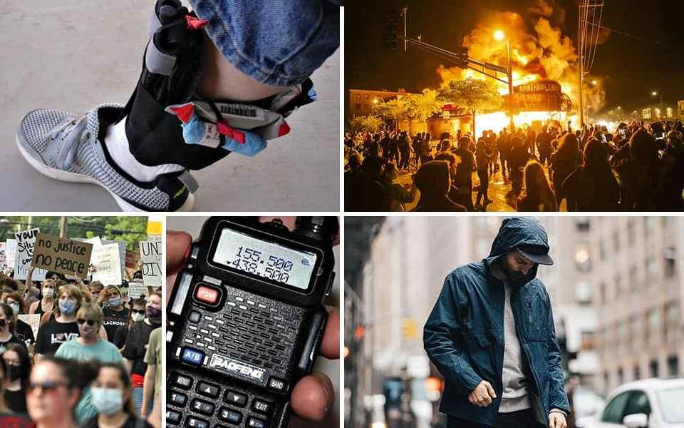 6 вещей, которые должны быть с собой, если рядом проходят массовые беспорядки