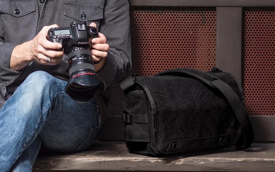Think Tank Retrospective 5 V2.0 Camera Bag - Лучшие повседневные рюкзаки и EDC-сумки для фотоаппарата 2020