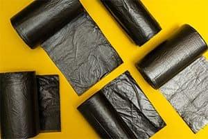 Мусорные мешки - Дешёвые вещи для выживания, которыми надо запастись на чёрный день