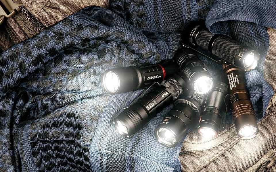 Карманные фонари - 7 компактных моделей для повседневного ношения в EDC