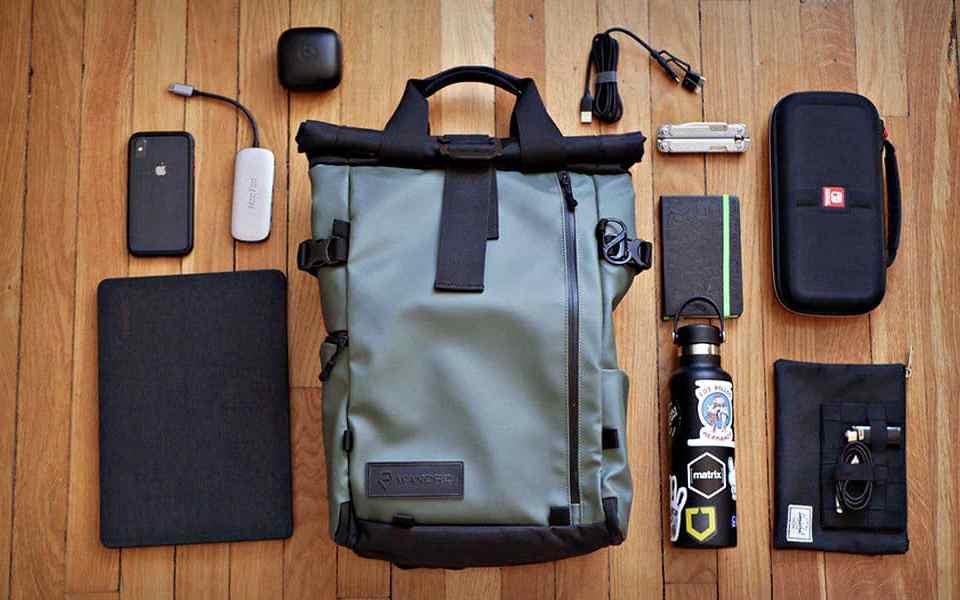 Лучшие повседневные рюкзаки и EDC-сумки для фотоаппарата 2020
