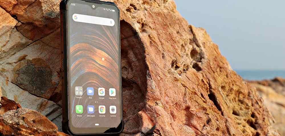Лучшие защищенные (IP68) противоударные смартфоны