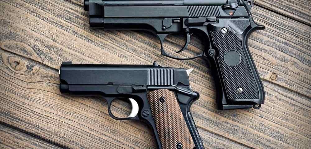 Огнестрельное оружие, которые стоит купить во время пандемии