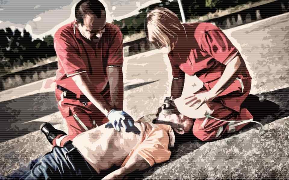 «Уличная медицина» - первая помощь на улицах при массовых беспорядках