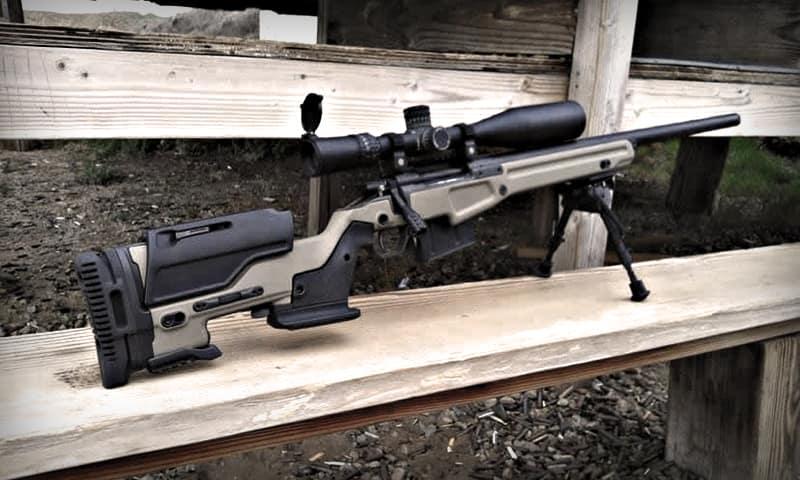 Remington 700 – .308 Caliber - Лучшее огнестрельное оружие для выживания и самообороны - Топ-5 «пушек» для различных ситуаций