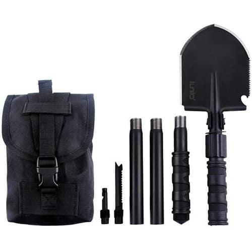 Складная лопата IUNIO Military Portable