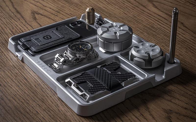 8 - Dango EDC Valet Tray - Органайзеры для EDC - 12 лучших стационарных и портативных моделей - Last Day Club