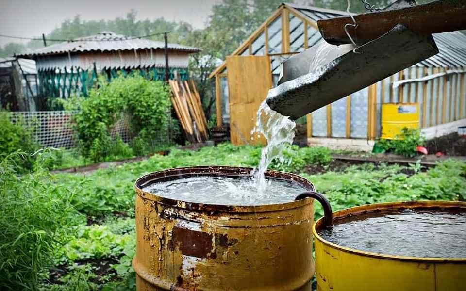 Сбор дождевой воды - 7 частых ошибок, которые нужно избежать