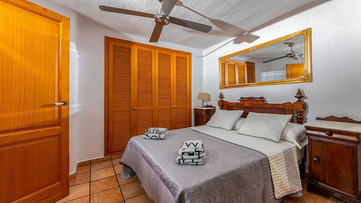 indeling appartement, BnB Casa Asombrosa Javea, Alicante, Costa Blanca