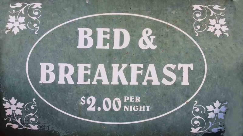 Bed-and-Breakfast, Costa-Blanca, Jávea, Spain, Spanje