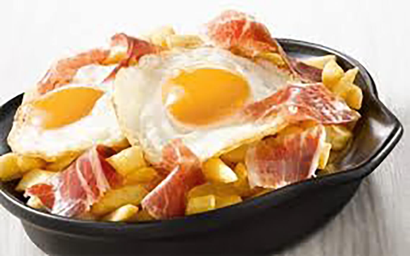 Tapas Huevos rotos, Tapa Bar, Casa Asombrosa, bob, B&B , bed and breakfast, Javea, Costa Blanca, Alicante